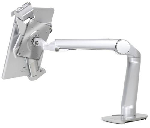 "Ergotron 45-436-026 flat panel desk mount 61 cm (24"") Metallic"