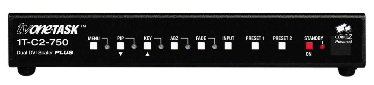 TV One 1T-C2-750 1920 x 1200pixels video converter