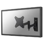 Newstar FPMA-W832 TV mount 76,2 cm (30 Zoll) Schwarz