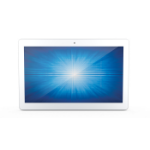 "Elo Touch Solution I-Series 2.0 39.6 cm (15.6"") 1920 x 1080 pixels Touchscreen Qualcomm Snapdragon 3 GB DDR3L-SDRAM 32 GB SSD Android 7.1 Wi-Fi 5 (802.11ac) All-in-One tablet PC White"