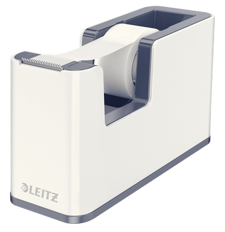 Leitz 53641001 tape dispenser Polystyrene White