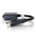 C2G 20cm DisplayPort M / DVI F