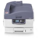 OKI C9655n A3 colour laser printer, 36ppm colour, 40ppm mono, 512MB memory, 3 Year Warranty
