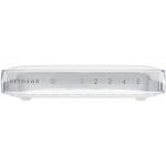 Netgear Ethernet Switch Unmanaged Blue