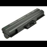 2-Power 10.8v 6900mAh Li-Ion Laptop Battery rechargeable battery