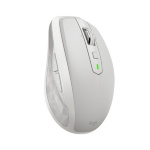 Logitech MX Anywhere 2S RF Wireless+Bluetooth 4000DPI Right-hand Grey,White mice