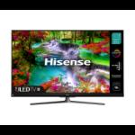 """Hisense U8QF 55U8QFTUK TV 139.7 cm (55"""") 4K Ultra HD Smart TV Wi-Fi Black, Silver"""