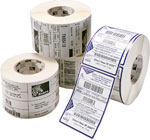 Thermal Transfer Paper 57x19mm 3315/roll Box Of 12 For Zselect 2000t