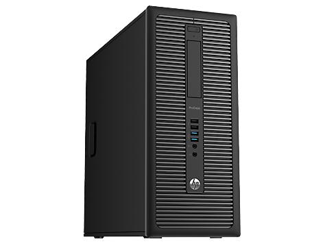 HP ProDesk 600 G1 TWR H5U20ET Core i5-4570 4GB 500GB DVDRW Win 8/7 Pro