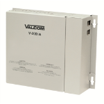 Valcom V-2001A White door intercom system