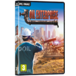 Astragon Oil Enterprise, PC/Mac Basic Mac/PC English video game