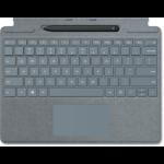 Microsoft Surface Pro X Signature + Slim Pen Blau