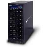 Kanguru U2D2-31 media duplicator USB flash drive duplicator 31 copies Black