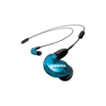 Shure SE215 Headset In-ear Black,Blue