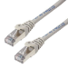 MCL 30m Cat6a F/UTP cable de red F/UTP (FTP) Gris