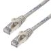 MCL 30m Cat6a F/UTP cable de red F/UTP (FTP) Gris