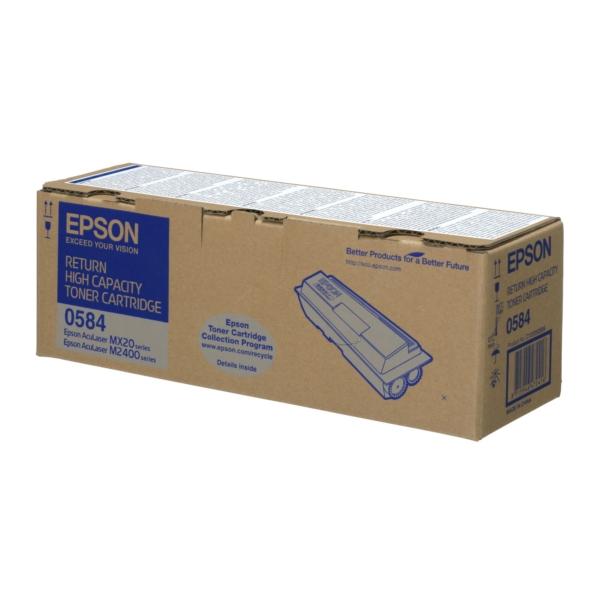Epson C13S050584 (0584) Toner black, 8K pages