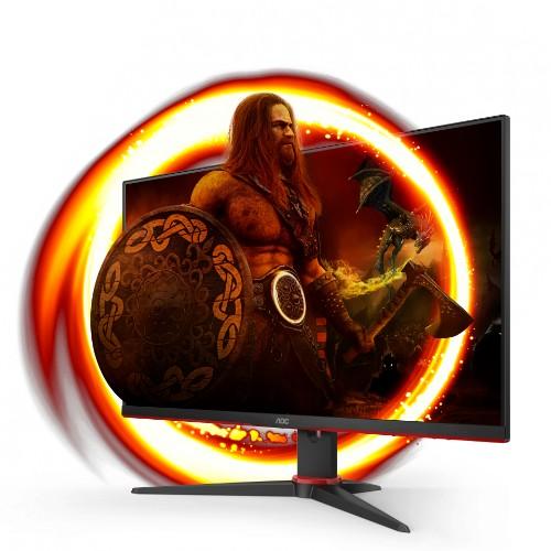 AOC G2 24G2AE/BK computer monitor 60.5 cm (23.8