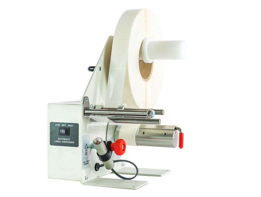 POWERED LABEL DISPENSER LD-100-U                         IN