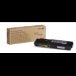 Xerox Phaser 6600/WorkCentre 6605 Cartucho de tóner amarillo de gran capacidad (6000 páginas)