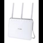 TP-LINK Archer VR200v Dual-band (2.4 GHz / 5 GHz) Gigabit Ethernet Silver,White wireless router