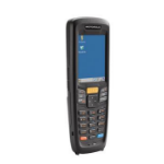 "Zebra MC2180 2.8"" Touchscreen 240.7g Black handheld mobile computer"