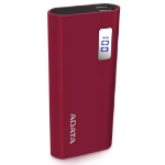 ADATA P12500D Lithium-Ion (Li-Ion) 12500mAh Red power bank