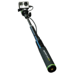 Mizco RF-QPPWR Camera Black, Green selfie stick