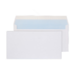 Blake Purely Everyday White Peel and Seal Wallet DL 110x220mm 100gsm (Pack 500)
