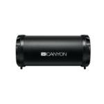 Canyon CNE-CBTSP5 portable speaker 6 W Stereo portable speaker Black