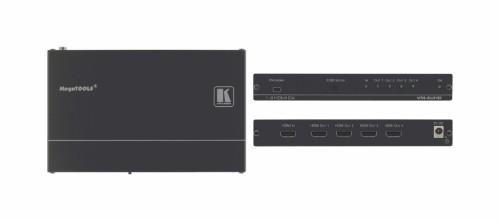 Kramer Electronics VM-4UHD video line amplifier Black