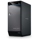 Fantec QB-X8US3R disk array Black