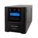 CyberPower PR750ELCD uninterruptible power supply (UPS)