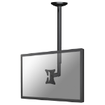 """Newstar 60-85cm height adjustable - For screens up to 30"""" LCD/TFT ceiling mount"""