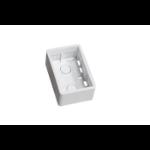 Lanview LVN126076 outlet box White