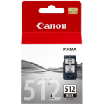 Canon 2969B001 (PG-512) Printhead cartridge black, 401 pages, 15ml