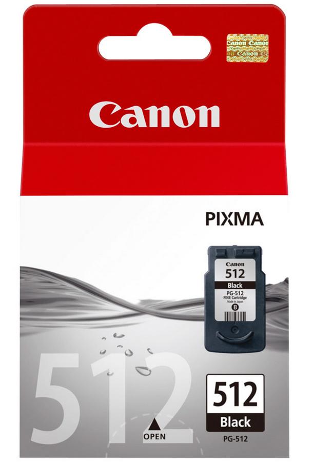 Canon PG-512 Original Negro 1 pieza(s)