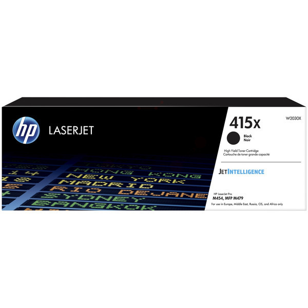 HP W2030X (415X) Toner black, 7.5K pages