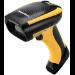 Datalogic PowerScan PD9500 1D/2D Fotodiodo Negro, Amarillo Handheld bar code reader