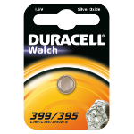 Duracell 399/395 Silver-Oxide (S) non-rechargeable battery