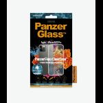 "PanzerGlass 0249 mobile phone case 6.1"" Cover Transparent"
