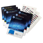 Hewlett Packard Enterprise Q2013A self-adhesive label