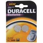 Duracell DL2032B2 household battery Single-use battery Lithium