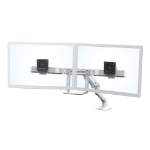 "Ergotron 45-476-216 flat panel desk mount 81.3 cm (32"") Bolt-through White"