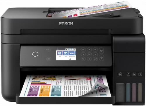 Epson EcoTank ET-3750 Unlimited Inkjet 33 ppm 4800 x 1200 DPI A4 Wi-Fi