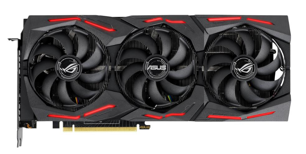 ASUS ROG -STRIX-RTX2070S-A8G-GAMING GEFORCE RTX 2070 SUPER 8 GB GDDR6