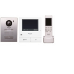 "Panasonic VL-SWD501 video intercom system 12.7 cm (5"") Silver,White"