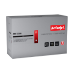 ActiveJet Replacement for HP CE255X No. 55X Remanufactured Laser Toner Cartridge, Black, 12500 Pages (ATH-55XN