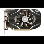 MSI GeForce GTX 1060 6G OC graphics card