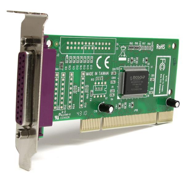 StarTech.com 1 Port Low Profile PCI Parallel Adapter Card
